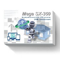 Охранная GSM сигнализация Mega SX 350 Light